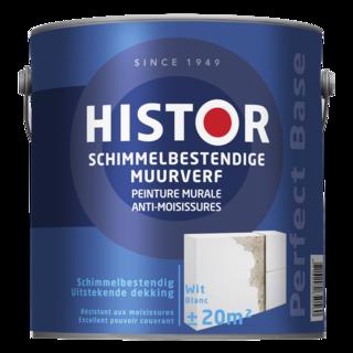 Histor Perfect Base Schimmelbestendige Muurverf