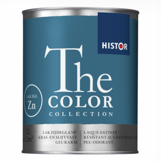 The Color Collection Acryl Lak Zijdeglans
