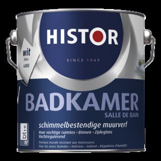 Histor Badkamer Muurverf Zijdeglans