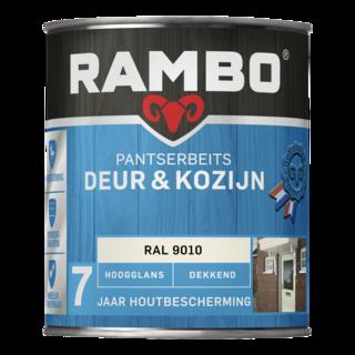 Rambo Pantserbeits Deur & Kozijn Dekkend Hoogglans