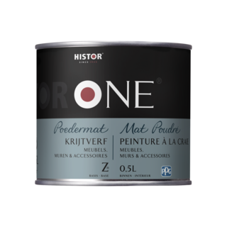 ONE by Histor Krijtverf