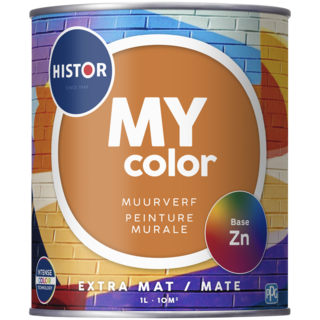MY color muurverf extra mat