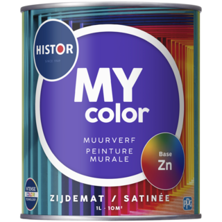 MY color muurverf zijdemat