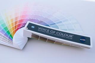 Voice Of Colour kleurenwaaier
