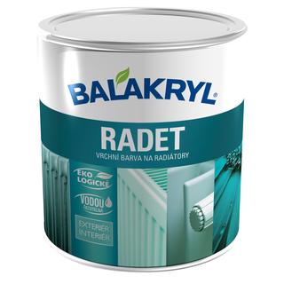 Nátěrová hmota - Balakryl Radet