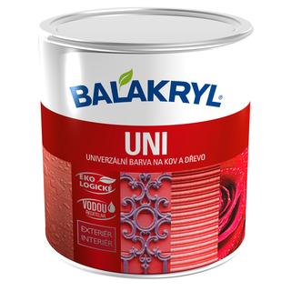 Nátěrová hmota - Balakryl Uni lesk
