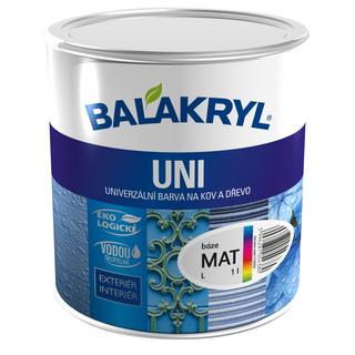Univerzální barva - Balakryl Uni mat báze