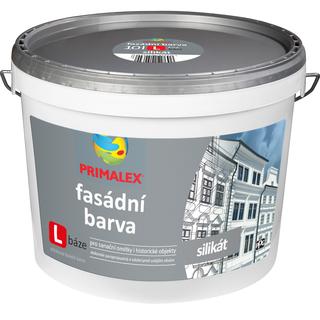 Fasáda - Primalex Silikátová fasádní barva