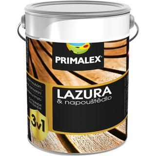 Lazura - Primalex Lazura a napouštědlo 3v1