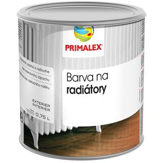 Krycí barva - Primalex Barva na radiátory