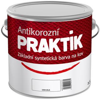 Základní barva- Praktik Antikor. zákl. synt. barva