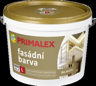 Fasáda - Primalex Silikonová fasádní barva L