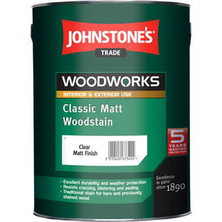 Lazura - Johnstone's Classic Matt Woodstain