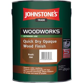 Lazura - Johnstone's QD Opaque Wood Finish