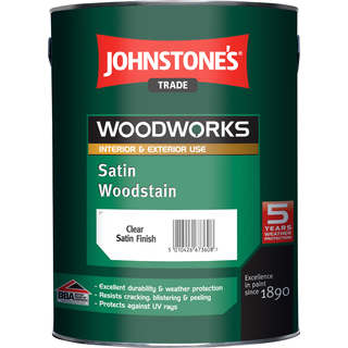 Lazura - Johnstone's Satin Woodstain