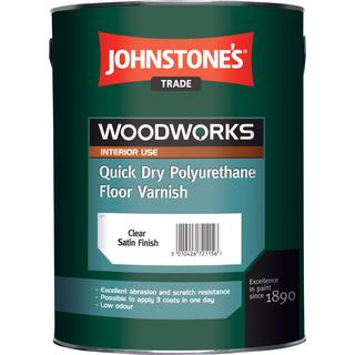 Lak - Johnstone's QD Polyurethane Floor Varnish