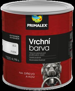 Krycí barva - Primalex Vrchní barva mat