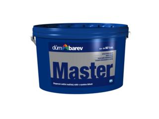Barva na stěnu - Dům barev Master