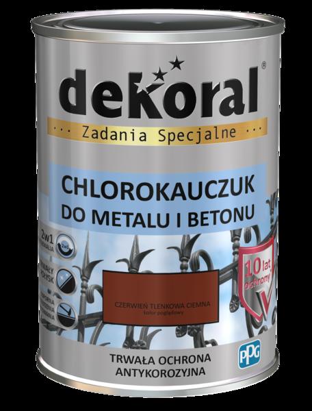 Chlorokauczuk do metalu i betonu