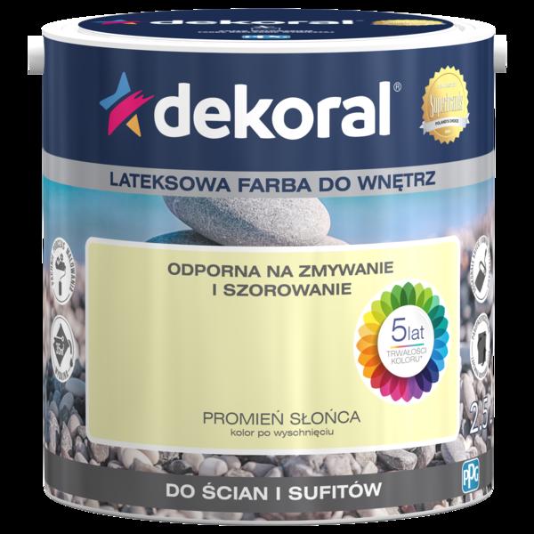 Moc Koloru (Odporna na szorowanie/Akrylit W)