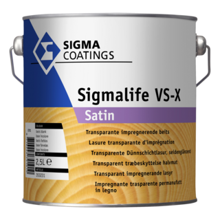Sigmalife VS-X Satin