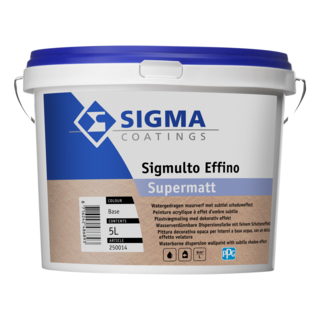 Sigma Sigmulto Effino Supermatt