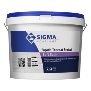 Sigma Façade Topcoat Protect Soft Satin