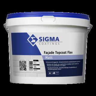 Sigma Façade Topcoat Flex Matt