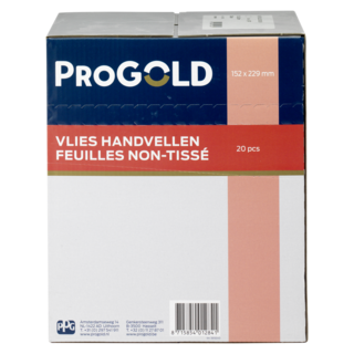 Progold Vlies Pads 595