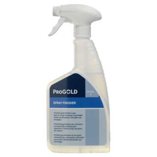 Progold Spray Finisher