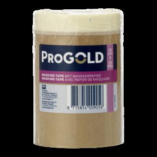 Progold Masking Tape & Maskeerpapier