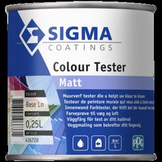 Sigma Colour tester