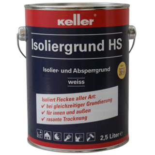 Keller Isoliergrund