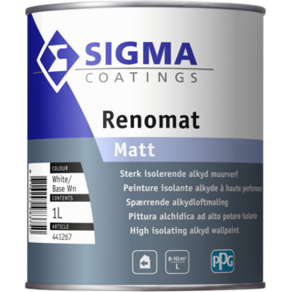 Sigma Renomat Matt